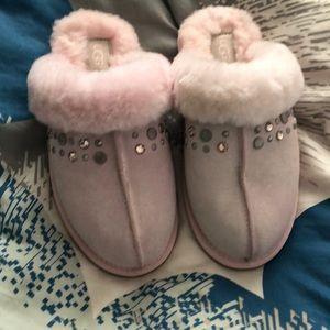 dfae5027358 Women Pink Ugg Slippers on Poshmark